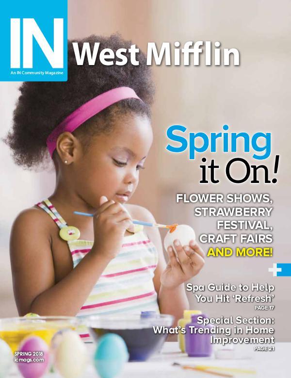 IN West Mifflin Spring 2018