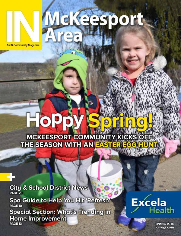 IN McKeesport Spring 2018