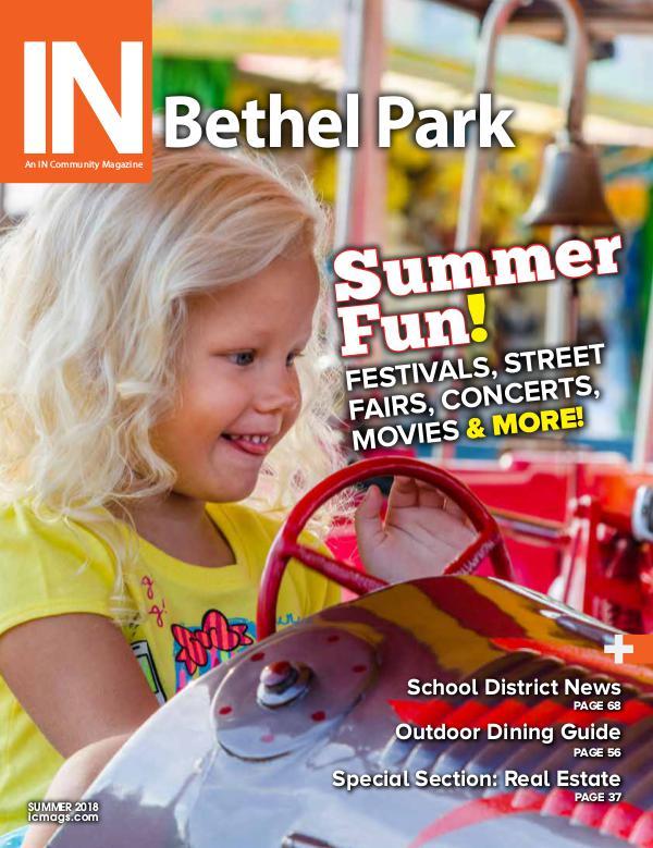 IN Bethel Park Summer 2018