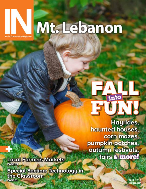 IN Mt. Lebanon Fall 2018