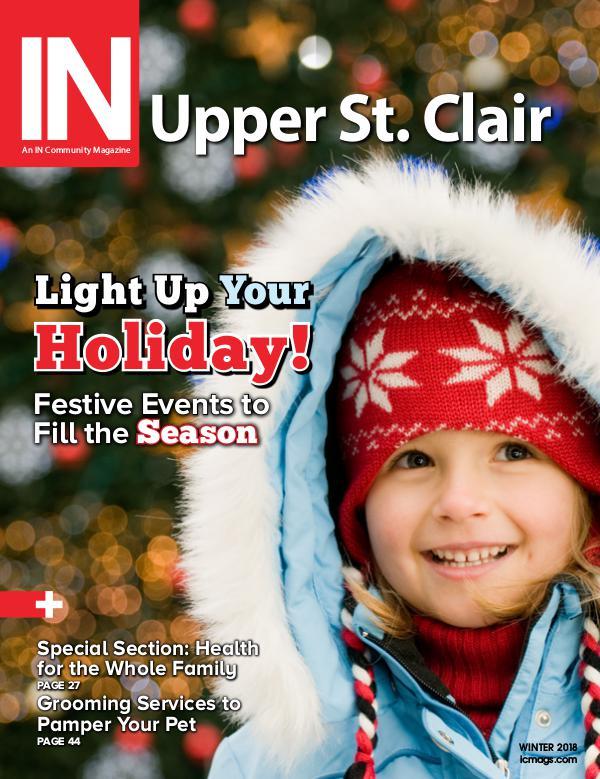 IN Upper St. Clair Winter 2018