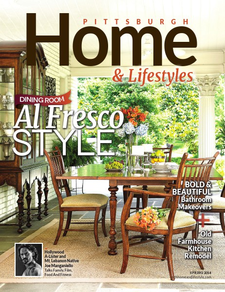 Pittsburgh Home and Lifestyles Spring 2014