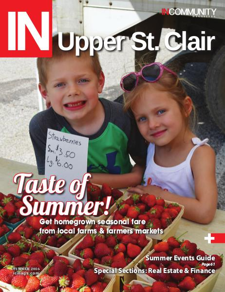 IN Upper St. Clair Summer 2016