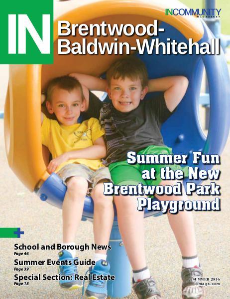 IN Brentwood-Baldwin-Whitehall Summer 2016