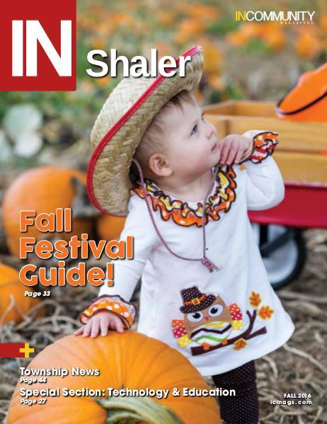 IN Shaler Fall 2016