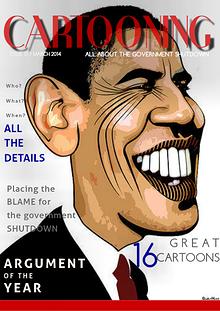 Cartooning: The 2013 Government Shutdown