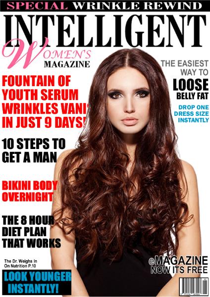 Intelligent Women's Magazine - April, 2014