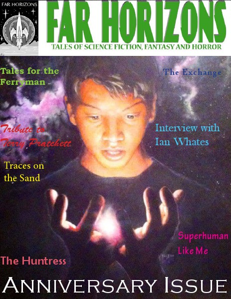 Issue #13 April 2015
