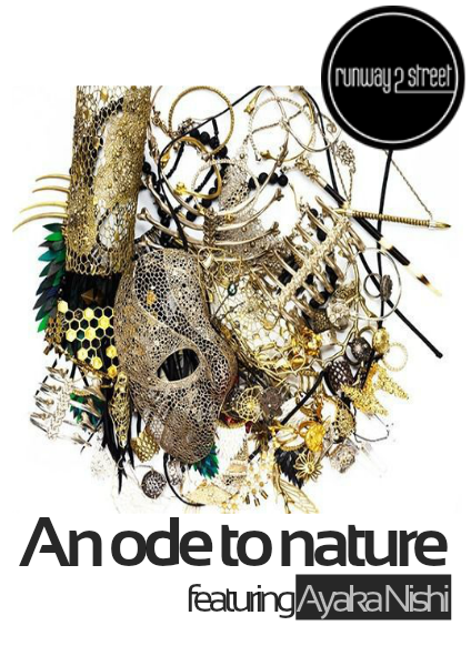An Ode to nature Ayaka Nishi