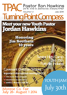 The Turning Point Compass