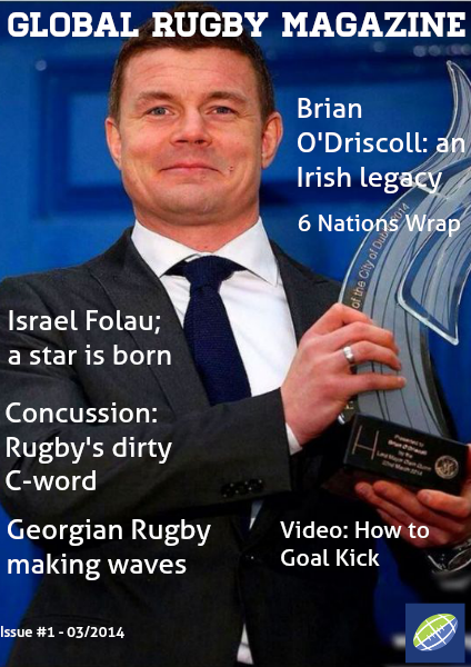 Global Rugby Magazine Issue #1