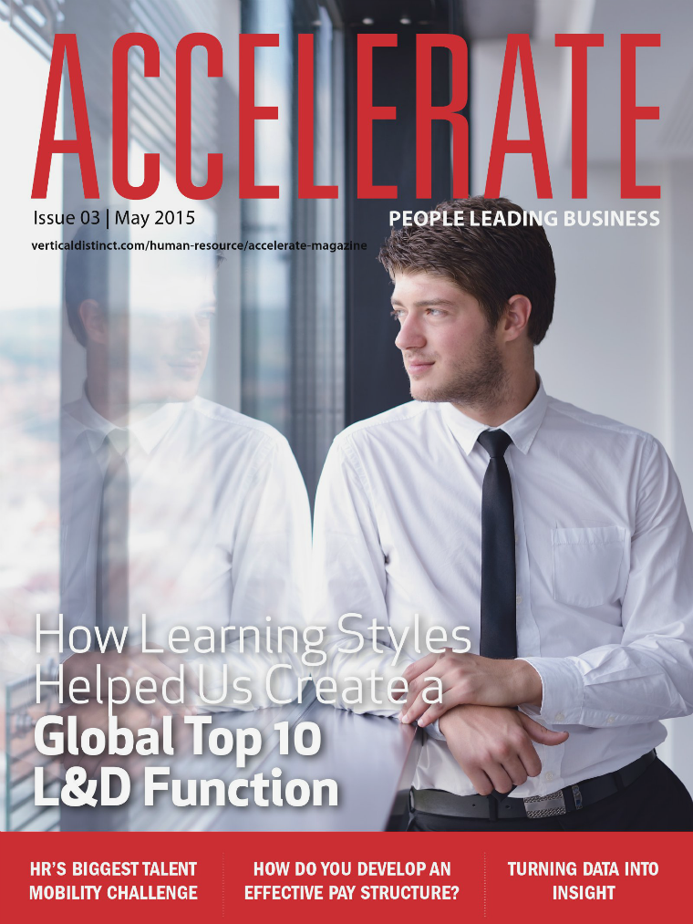 Accelerate May 2015