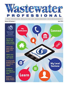 CWEA Wastewater Professional :: April 2014