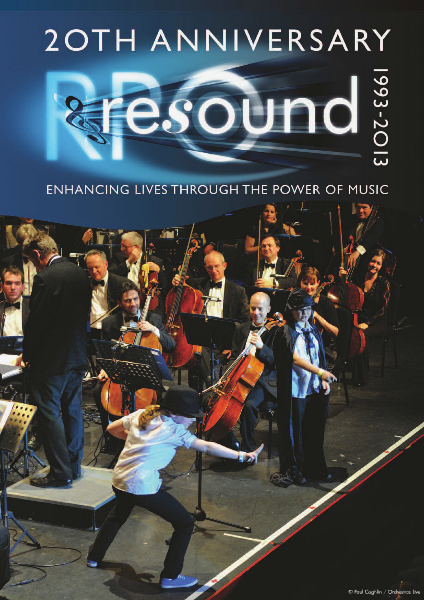 RPO resound Newsletter, 20th Anniversary Edition 2014
