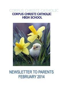 Feb 2014 Newsletter