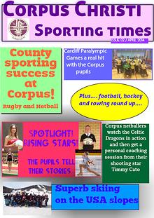 Corpus Christi Sporting Times