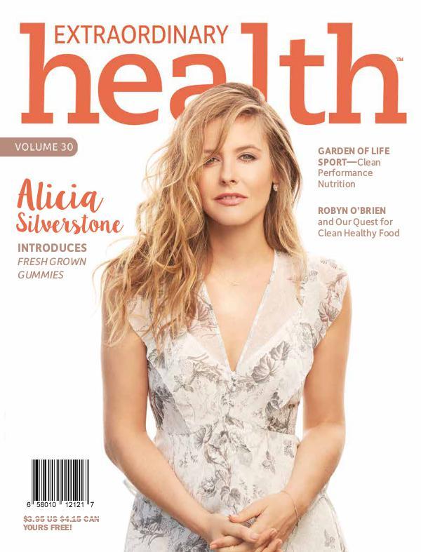 Extraordinary Health Magazine Extraordinary Health Vol 30