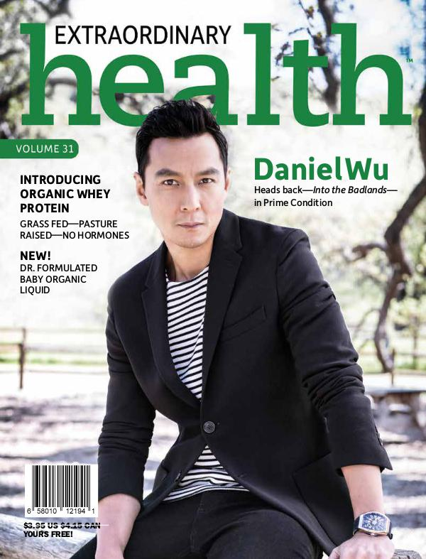 Extraordinary Health Magazine Extraordinary Health Vol 31