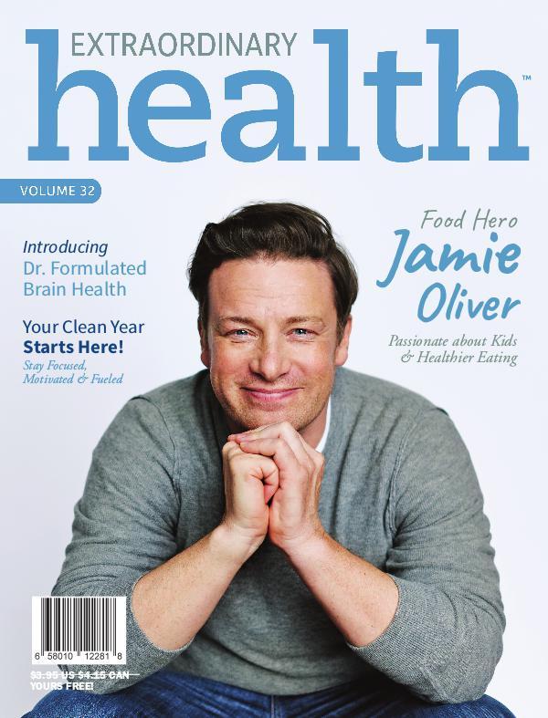 Extraordinary Health Magazine EH Magazine VOl 32