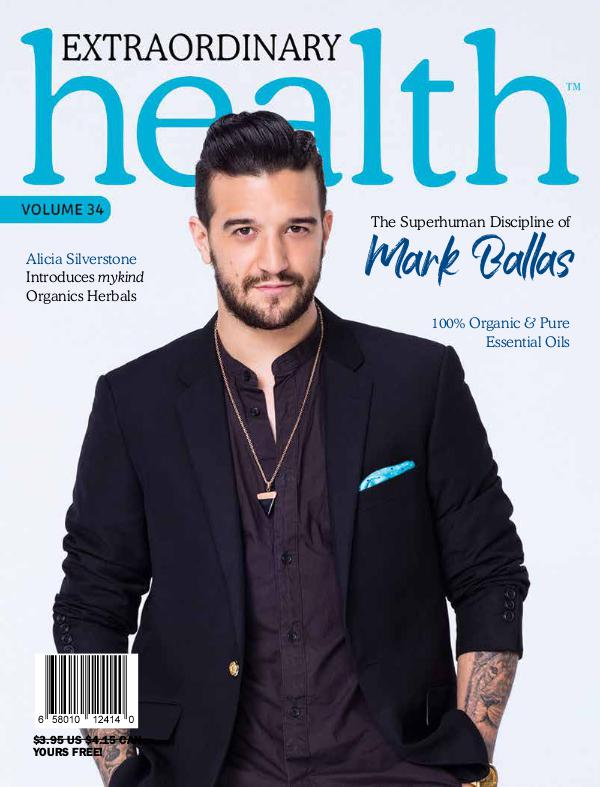 Extraordinary Health Magazine EH Magazine VOl 34