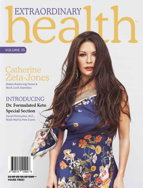 Extraordinary Health Magazine EHMagazine Vol 35