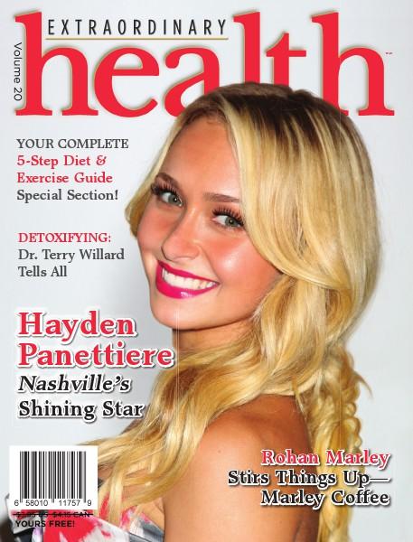 Extraordinary Health Vol. 20