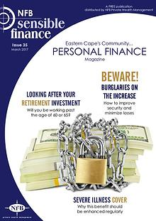 NFB Sensible Finance Magazine Issue 35