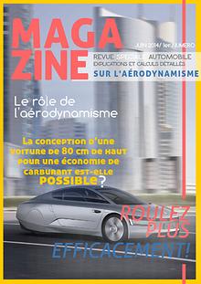 TPE Magazine - Aérodynamisme