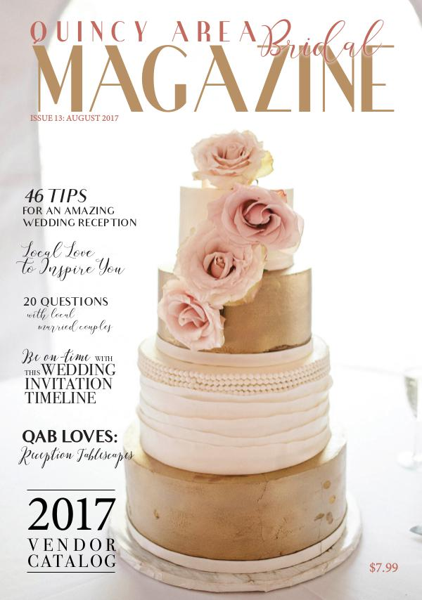 August 2017 Issue 13