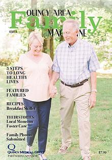 Quincy Area Family Magazine