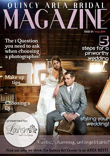 Quincy Area Bridal Magazine