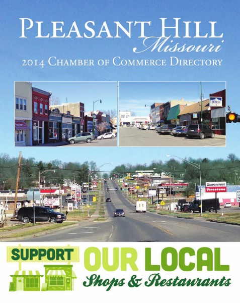 14 April.pdf 2014 Pleasant Hill Chamber Directory
