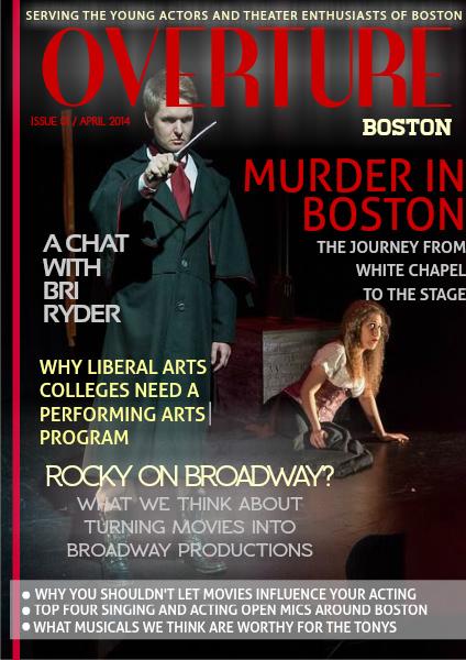 Overture Boston April 2014