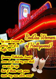 bad girl magazine