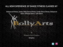 Dance Fitness in New York