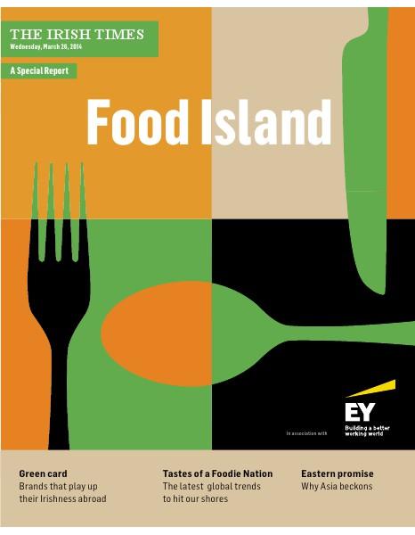 Food Island March 2014