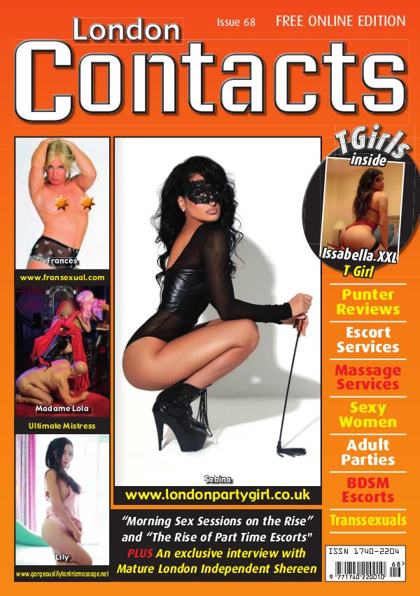 London Contacts Issue 68
