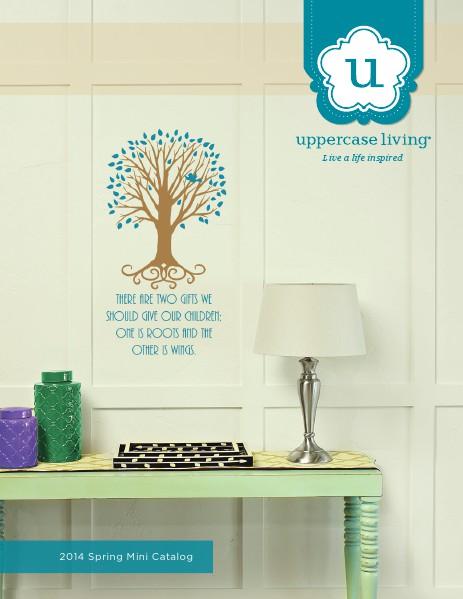 Uppercase Living Catalogs Spring/Summer Mini 2014