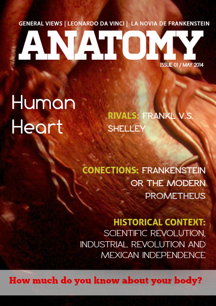Anatomy of the Human Heart May 2014