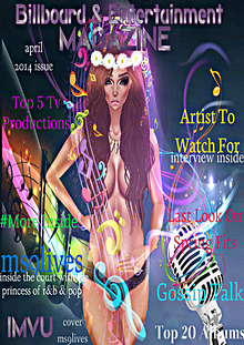 Billboard & Entertainment Magazine