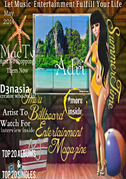 Billboard & Entertainment Magazine Issue 2