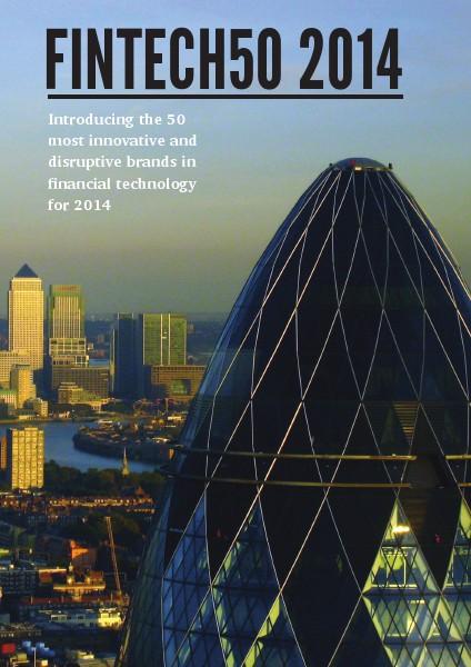 The FinTech 50 2014 Mar. 2014