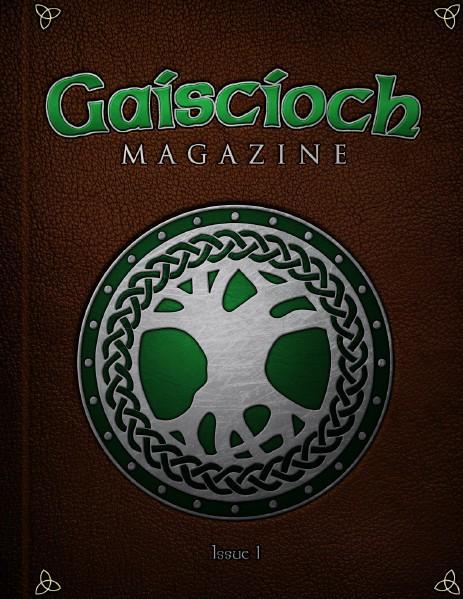 Gaiscioch Magazine Issue 1