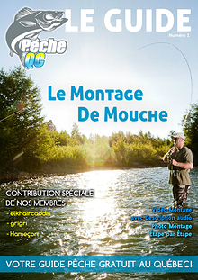 #1 - Ebook - Pêche QC