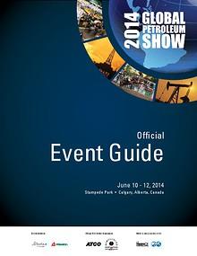 Global Petroleum Show - Event Guide