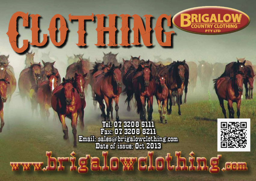 Brigalow Country Catalogue CLOTHING