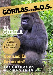 Gorilas....S.O.S!