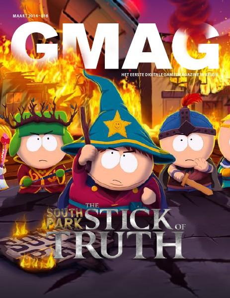 G.Mag #16 Mar. 2014