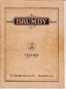 Brumby Rocker Brochures
