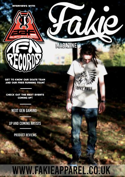 Fakie Magazine Autumn issue